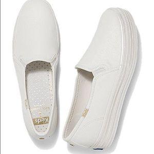 Keds X Kate Spade Triple Decker Slip On Sneaker